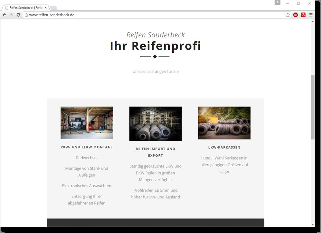 Reife Homepage Bilder
