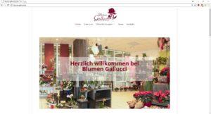 Blumen Gallucci Startseite