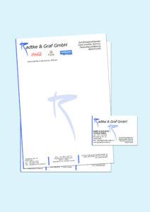 Briefpapier Radtke und Graf