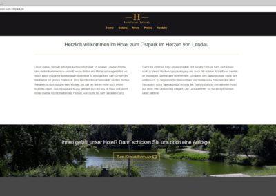 hotel-zum-ostpark-landau - Wellcome