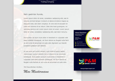 P&M Import Export