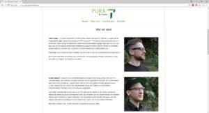 PURA - Die Tischler About Us