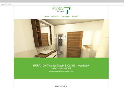 PURA - Die Tischler Home