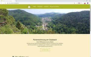 Ferienwohnung Eußerthal - Home
