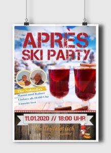 Après Ski Party am Teufelstisch