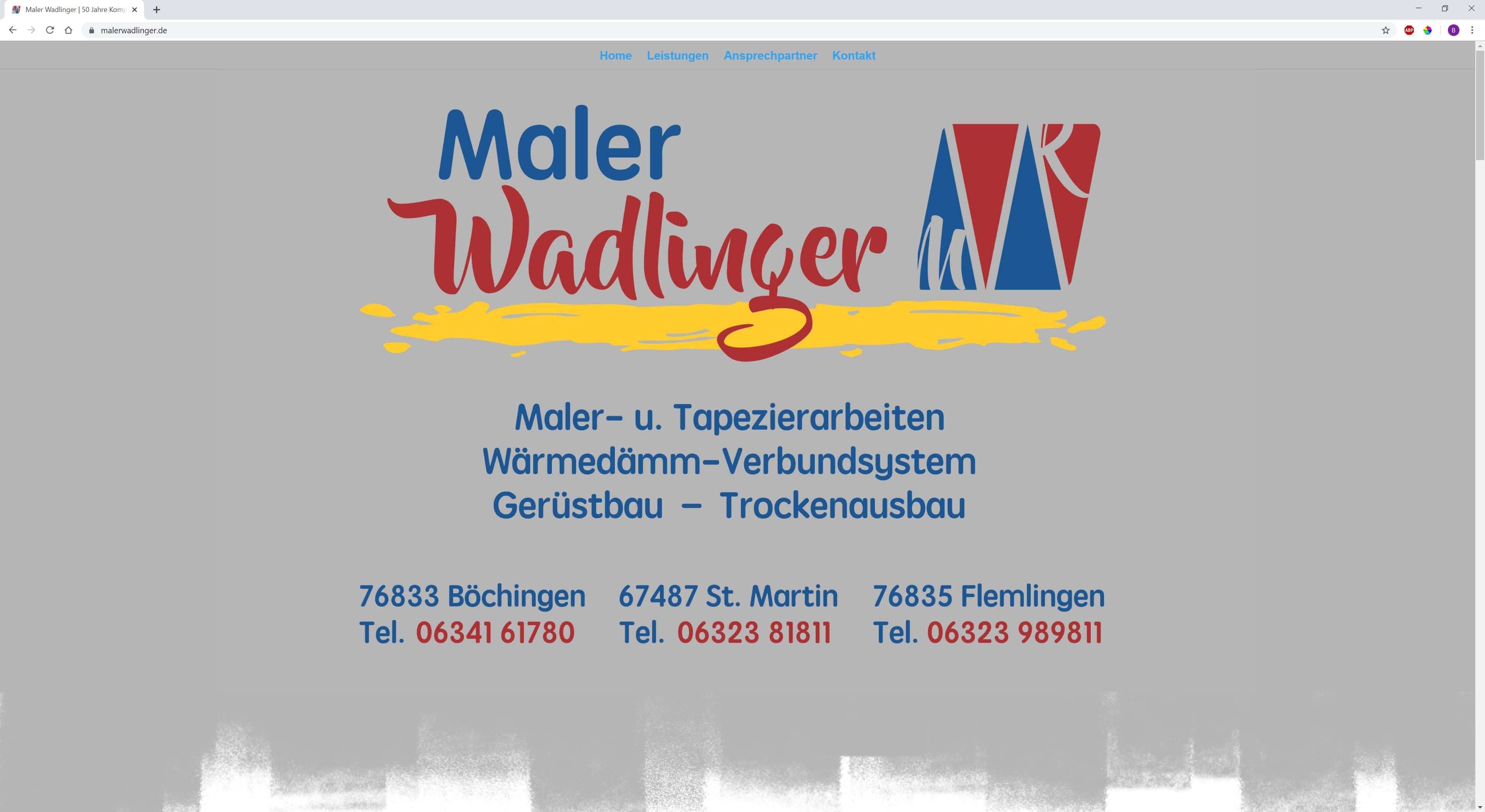 maler wadlinger 1